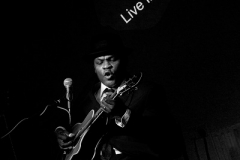 Live in The Dales (Hunton) - Tom Attah - 1/4/2017
