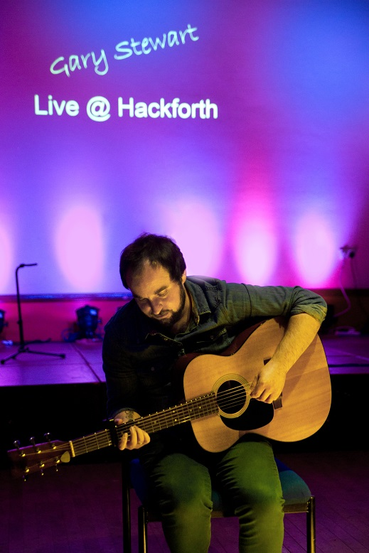 Hackforth - Gary Stewart - 16/5/2015