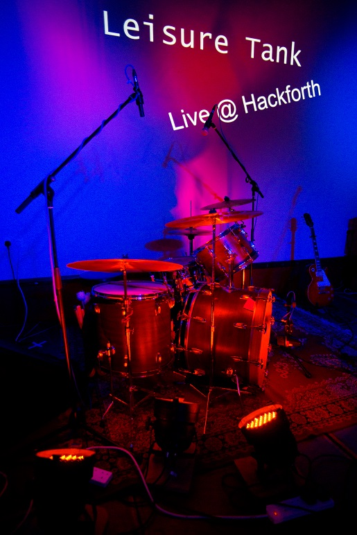 Live @ Hackforth - Leisure Tank - 19/9/2015