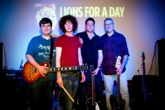 Hackforth - Lions for a Day - 23/12/2013